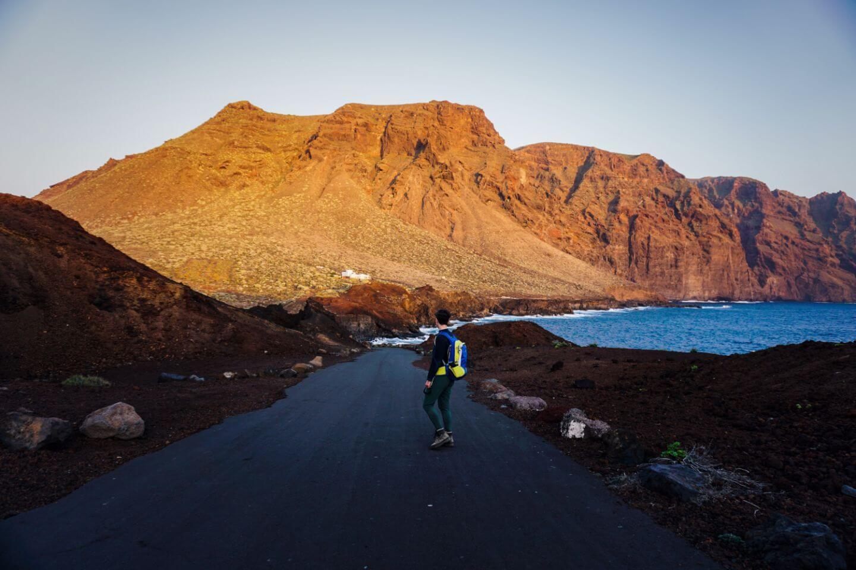 Punta de Teno, Los Gigantes Cliffs, Tenerife