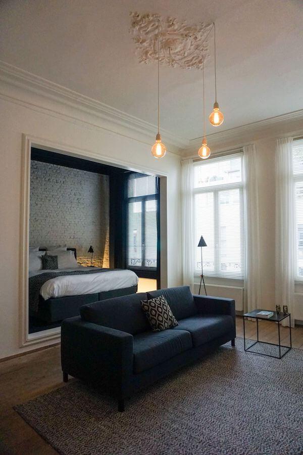 Maison Nationale City Flats & Suites, Antwerp, Belgium
