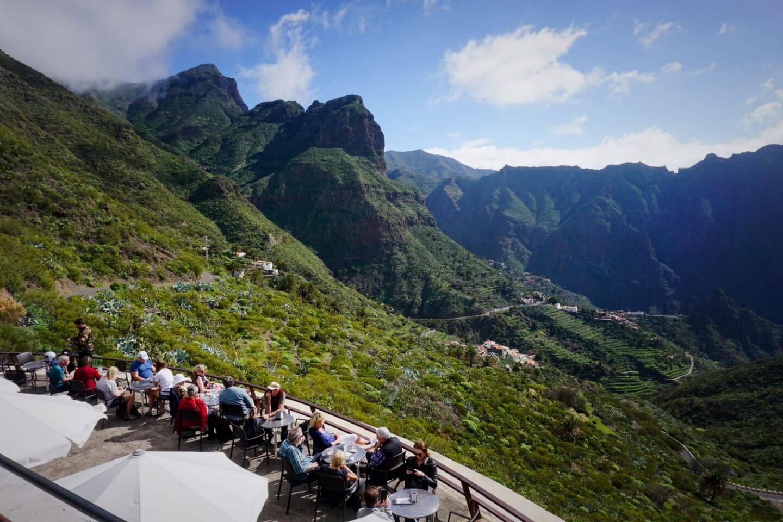 Mirador de Cruz de Hilda, Teno Rural Park, Tenerife