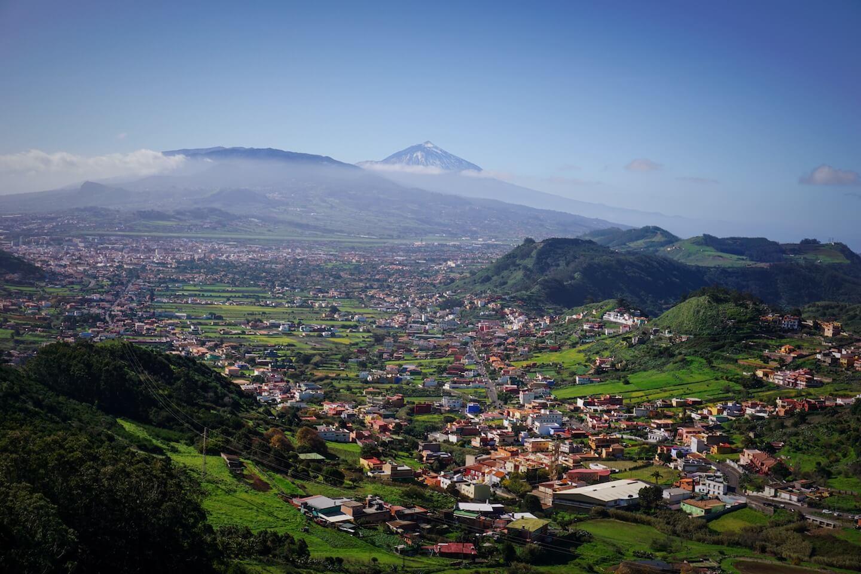 Mirador De Jardina, Anaga Mountain Road, Tenerife