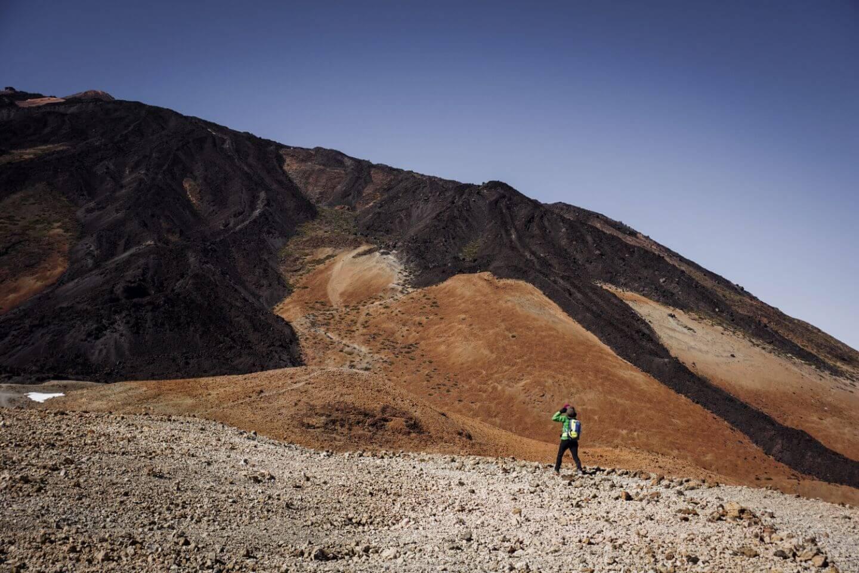 Huevos del Teide and Montaña Blanca