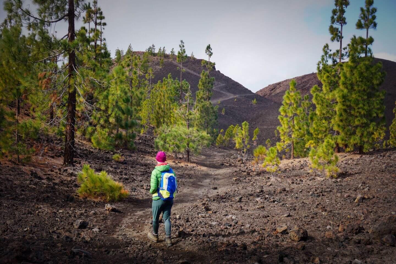 How to Visit Teide National Park, Montaña de la Botija Loop Trail