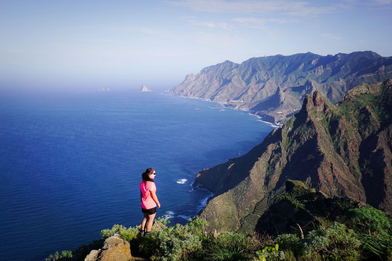 Roque de Taborno, Tenerife Road Trip Itinerary