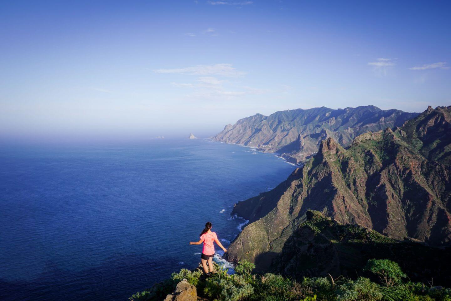 Roque de Taborno Circuit Trail - Best Hiking Trails in Tenerife