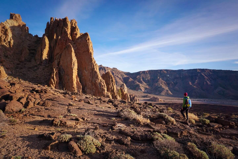 Roques de Garcia Circuit Trail, Teide National Park, Tenerife