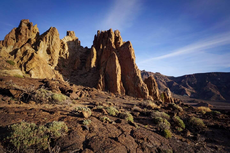 Roques de García, Teide National Park, Tenerife, Spain