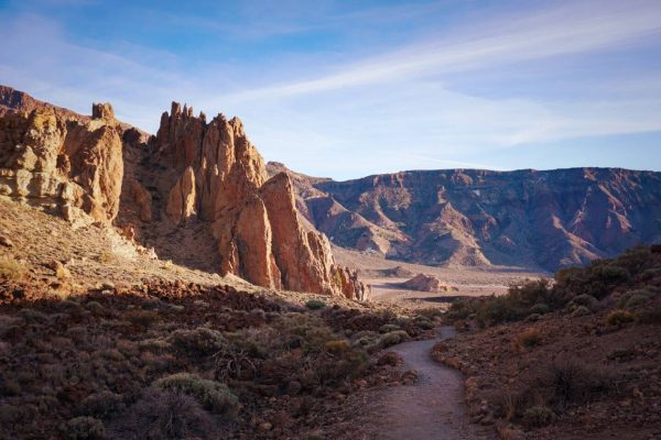 Best Hikes in Teide National Park, Tenerife, Spain