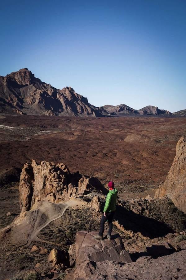 Roques de García Circuit Trail, Teide National Park, Tenerife