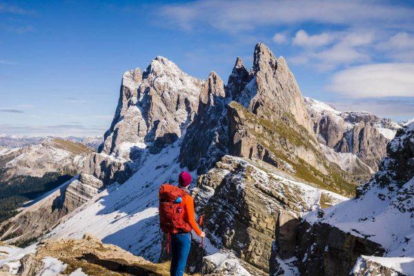 Seceda Hike, Val Gardena, Dolomites