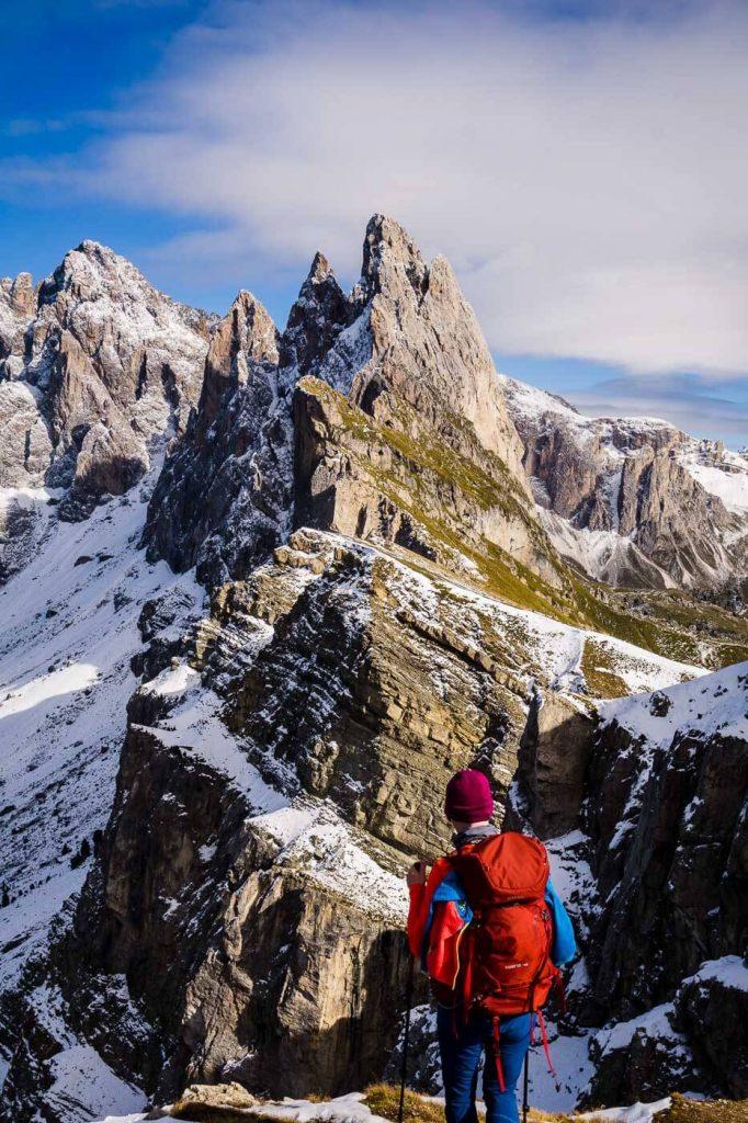 Odle Peaks, Seceda, Dolomites