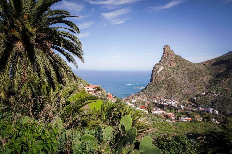 Taganana Village, Anaga Rural Park, Tenerife, Spain