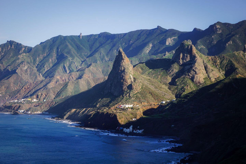 Taganana to Playa de Tamadite Trail, Hiking Tenerife