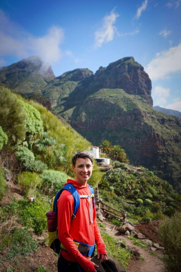 Teno Mountains Hike, Tenerife