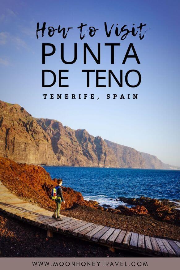 Teno Point, Tenerife