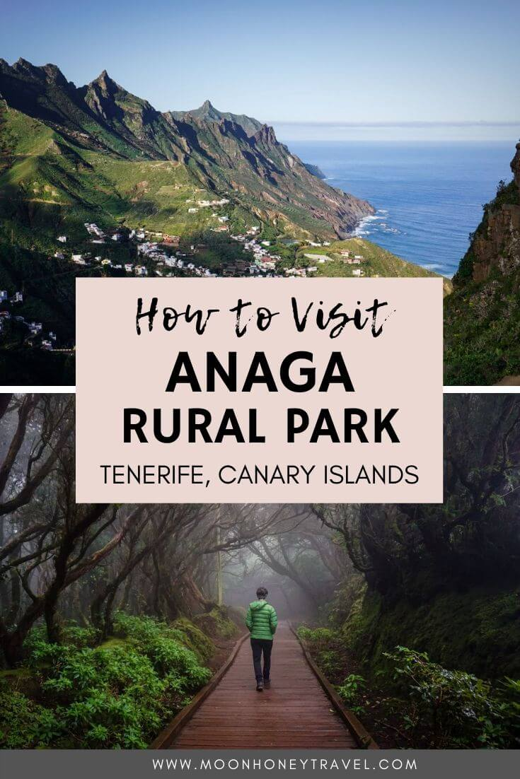 Anaga Rural Park, Tenerife, Spain
