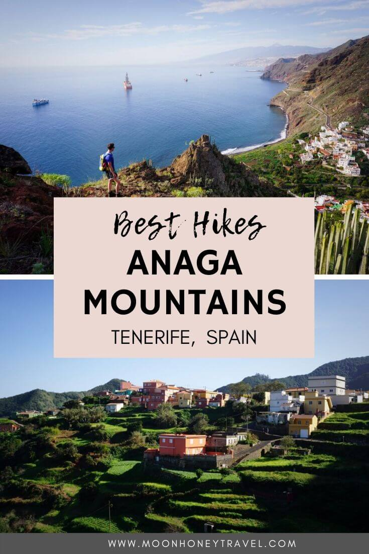 Best Hikes in the Anaga Mountains, Tenerife, Spain