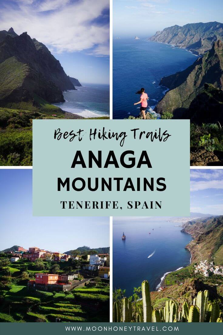 Hiking the Anaga Mountains, Tenerife, Spain