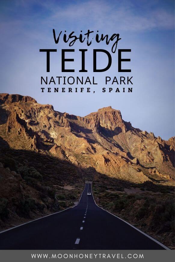 How to Visit Teide National Park, Tenerife, Spain