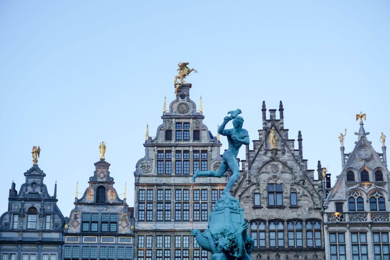Grote Markt, Antwerp Weekend Guide, Belgium
