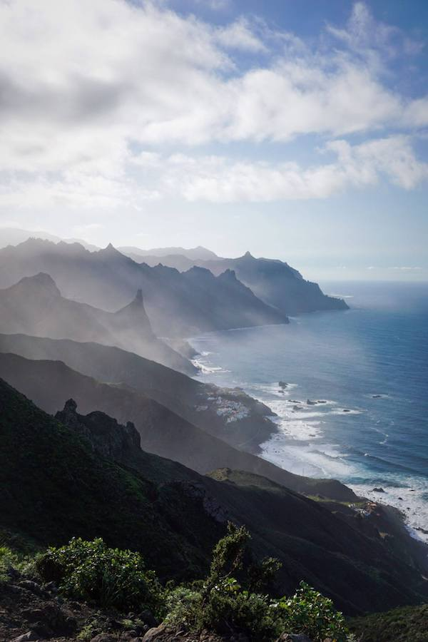 Benijo Hike, Anaga Rural Park, Tenerife
