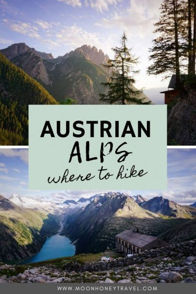 Where to Hike in the Austrian Alps - Top Hiking Destinations