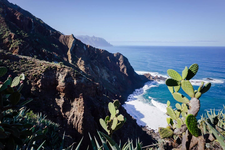 Benijo to Faro de Anaga - Hiking Tenerife