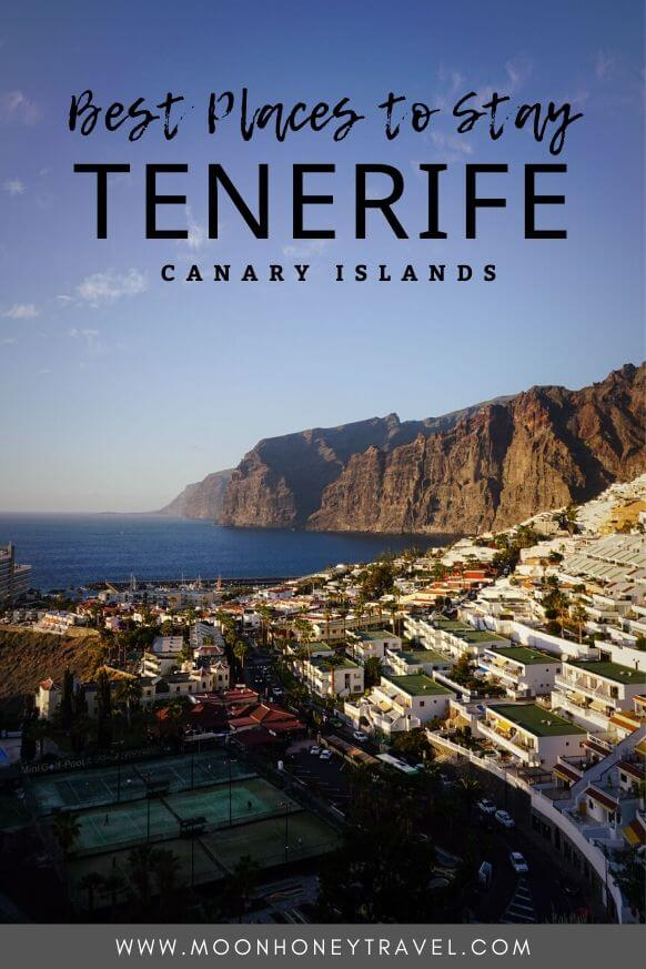 Best Places to Stay in Tenerife for HIking, Canary Islands