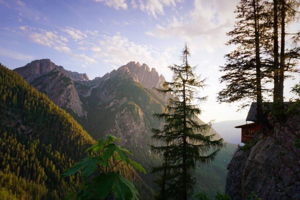 Dolomitenhütte, Lienz Dolomites - Hiking in the Austrian Alps