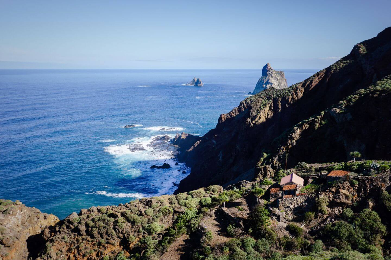 El Draguillo Hike, Anaga Coast, Tenerife