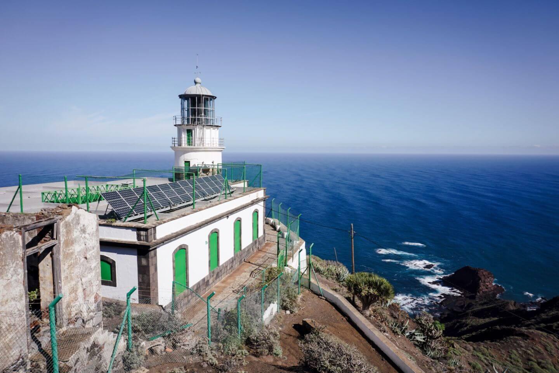 Faro de Anaga Hike, Anaga Mountains, Tenerife