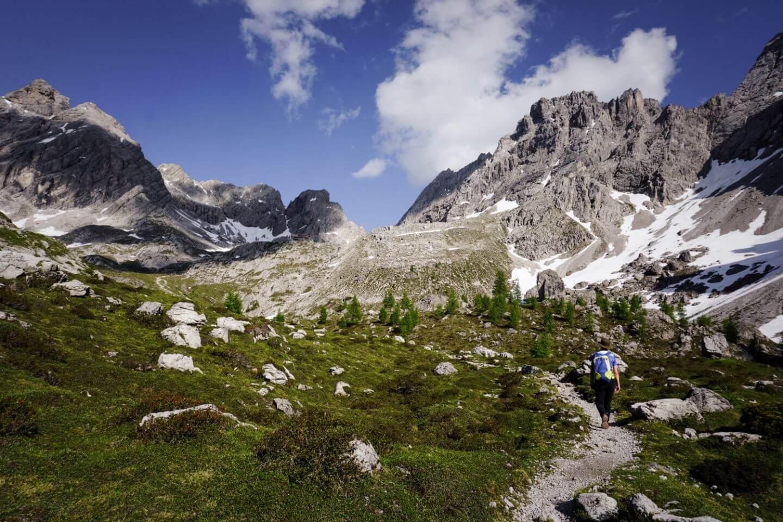Lienz Dolomites, Hiking in the Austrian Alps