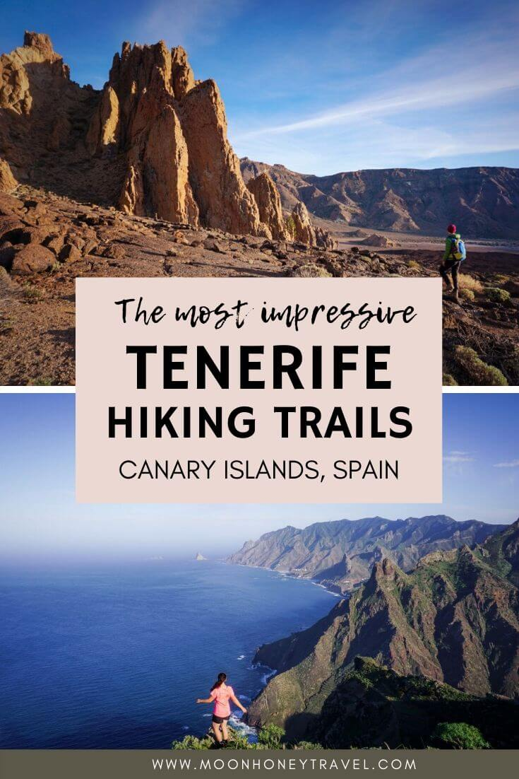 Best Hikes in Tenerife Mountains