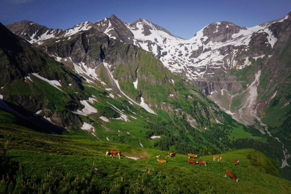 Hohe Tauern National Park, Austrian Alps Hiking Destinations