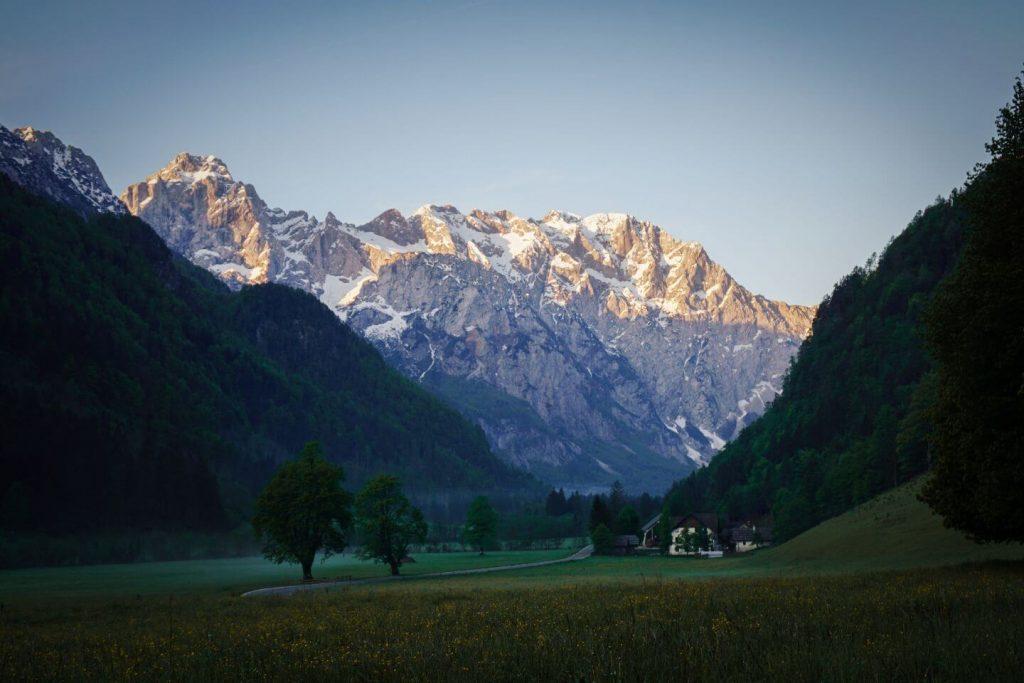 Logar Valley and the Kamnik Savinja Alps, Slovenian Alps Hiking