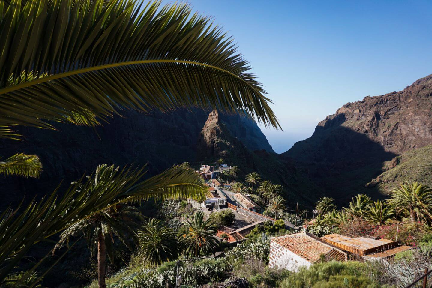 Masca Village, Tenerife Road Trip Itinerary