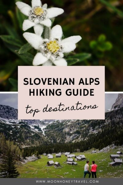 Hiking in the Slovenian Alps - Where to Hike