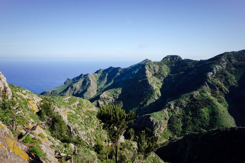 Tafada Hills, Anaga Mountains, Tenerife