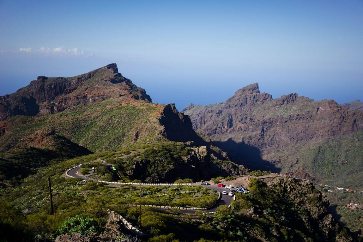 Tenerife Road Trip Itinerary: 7 Days