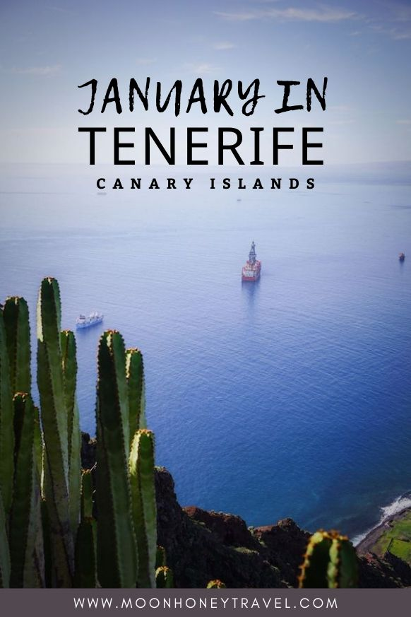 Unique Things to Do in Tenerife in January