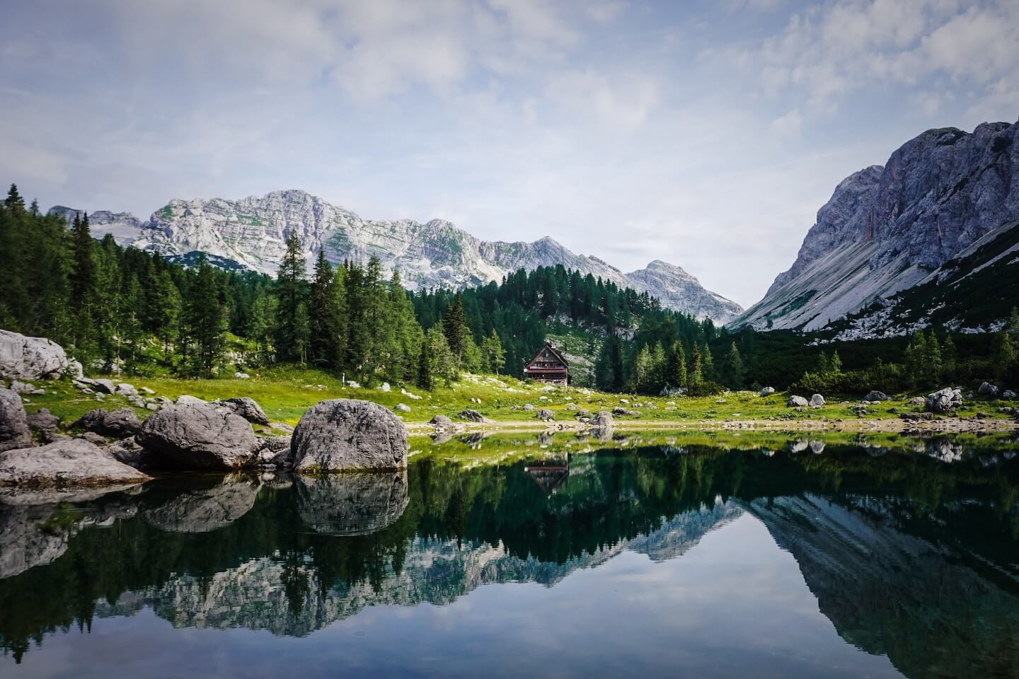 Slovenia Mountains Hiking Guide
