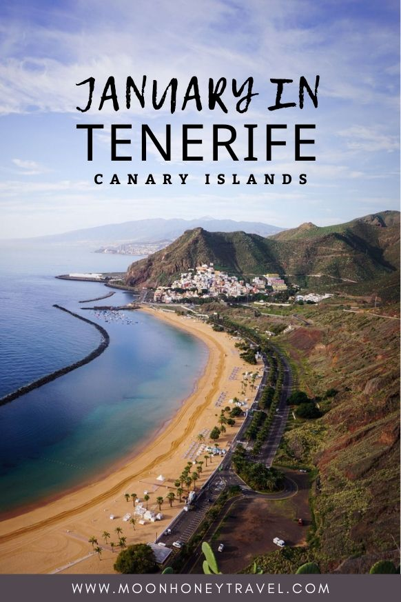 What to Do in Tenerife in January