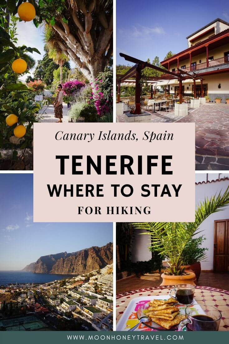 Where to Base Yourself in Tenerife for a Hiking Trip