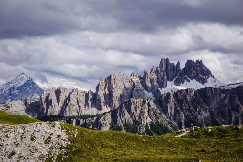 Croda da Lago, Alta Via 1 Dolomites Hiking Guide