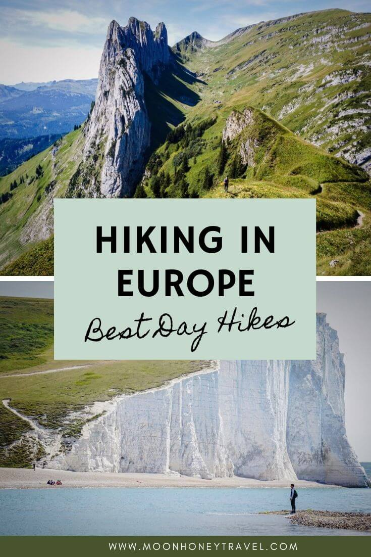 Hiking in Europe: Best Europe Hiking Trails