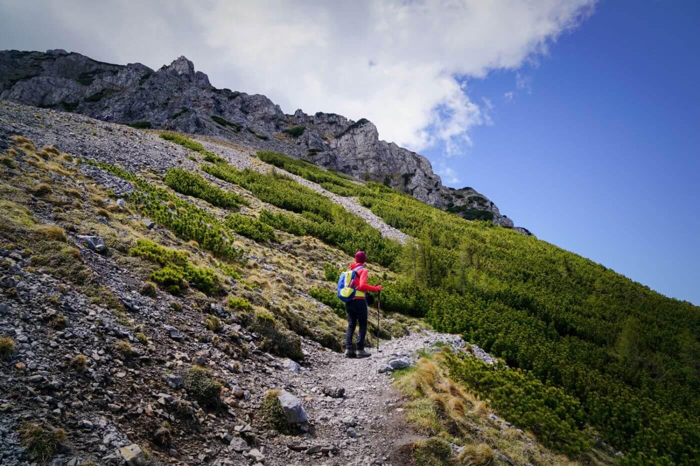 Fadensteig Schneeberg Day Hike, Vienna Mountains