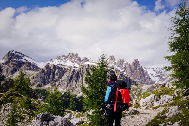 Alta Via 1 Packing List, Dolomites Trekking