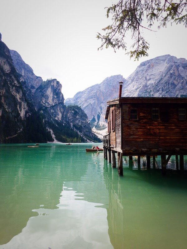 Lago di Braies, Dolomites Travel Guide