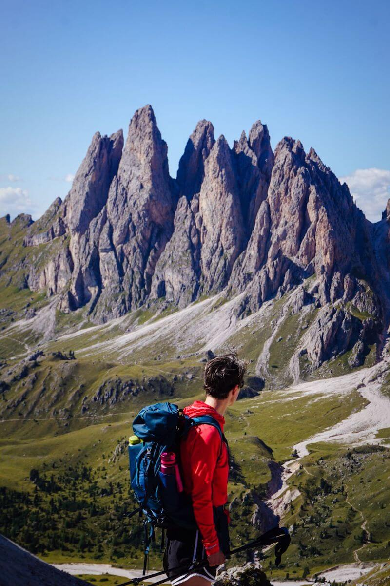 Col dala Pieres, Dolomites, Italy - Best Day Hikes in Europe