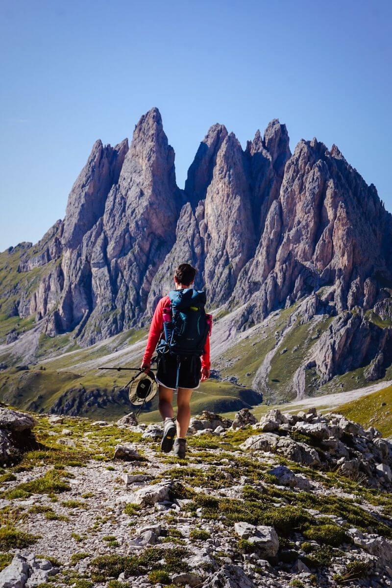 Geisler Peaks, Dolomites, Italy