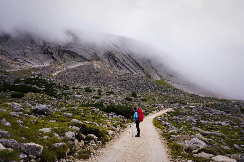 Alta Via 1 Stage 2, Italian Dolomites